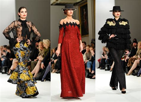 design clothes in spanish rohmir aw17 spanish glamour