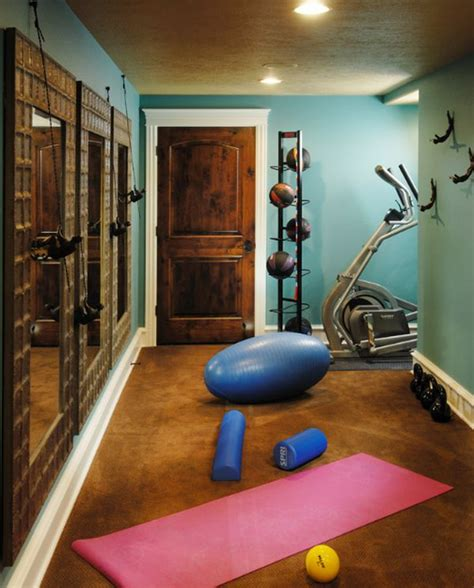 small home gyms on home design design