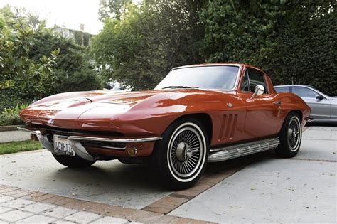 vintage corvette stingray beautiful all original 1966 corvette stingray coupe