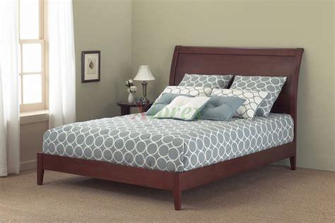mahogany bed java platform bed contemporary bed in mahogany black