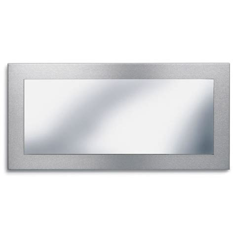 stainless steel bathroom mirror bathroom mirrors rectangular stainless steel bathroom