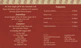 indian wedding card matter in for matik for