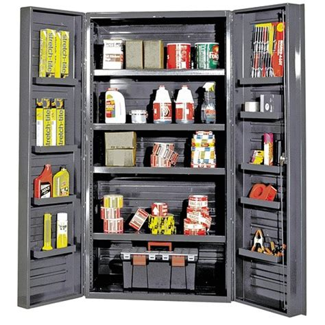heavy duty warehouse storage cabinet