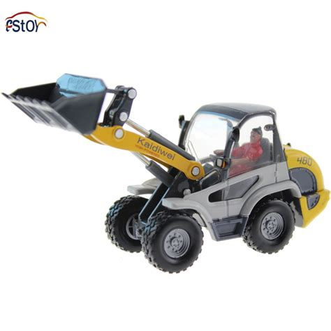 Diecast Truck Metal Builder metal bulldozer promotion shop for promotional metal