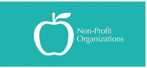 organic non profit organization definition