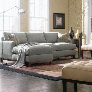 Nyu Room And Board by Sullivan Mini Mod Sectional Sofa