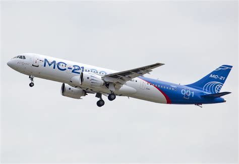 Mc Search Irkut Mc 21