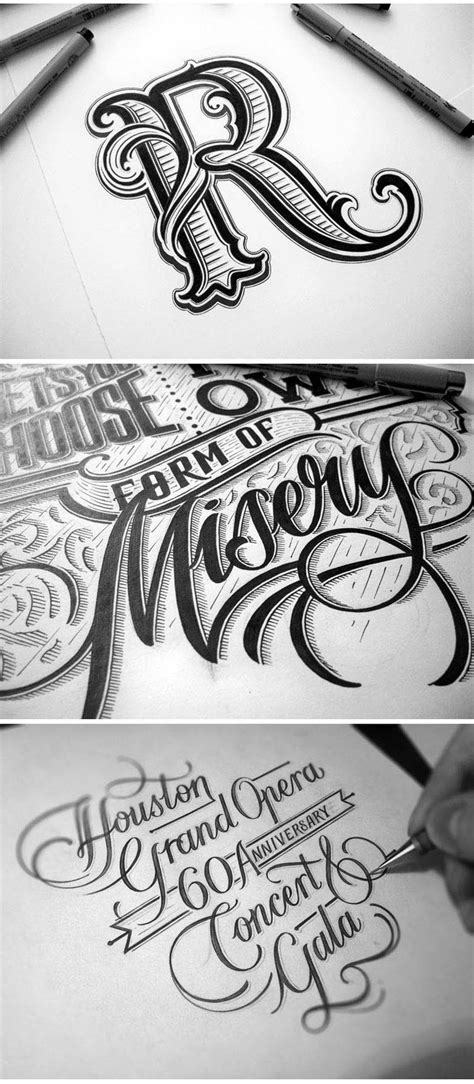 tutorial lettering chicano best 25 hand lettering ideas on pinterest calligraphy