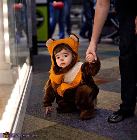 ewok costume for wars ewok toddler costume