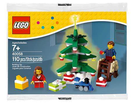 Lego 40058 Decorating The Tree Polybag 40058 decorating the tree brickipedia the lego wiki