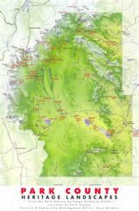park county colorado map park county heritage map park county colorado mappery