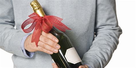 Giving The Gift Of Wine Glamorously by This Is The Right Of Gift To Bring To An Engagement