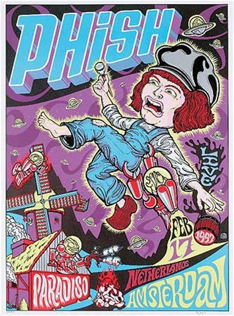 bostoncom ae  phish phish concert posters
