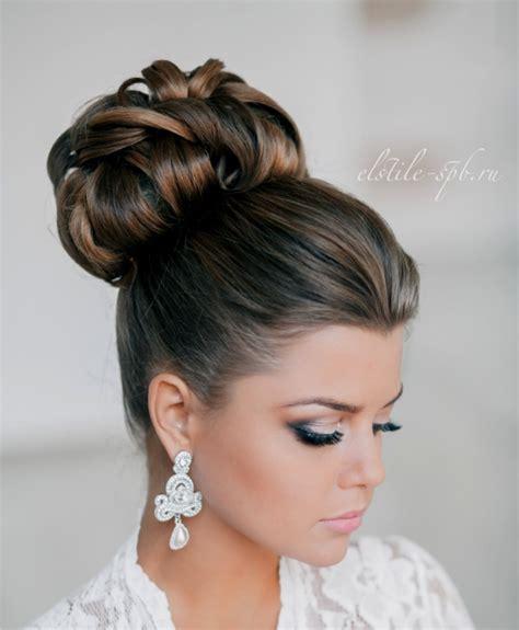 coiffure femme chignon