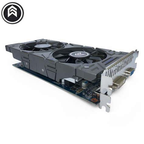 Vga Nvidia Geforce 2gb 128bit 100 original graphics card gtx 750ti 2048mb 2gb 128bit gddr5 placa de carte graphique