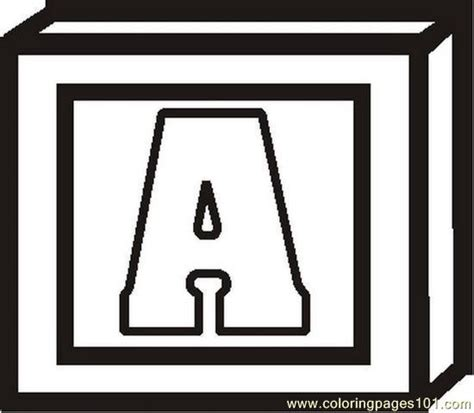 alphabet coloring pages block letters free coloring pages of block letter t