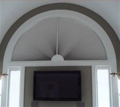 half circle window coverings arched window treatments adjust a view moveable arches by