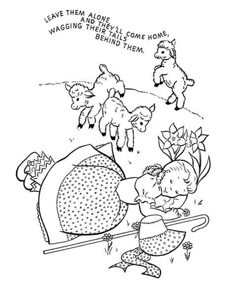 nursery rhyme coloring page coloring pages pinterest