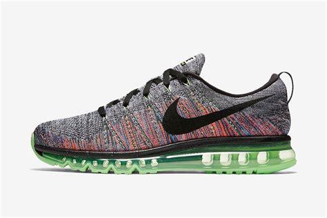 Nike Airmax Flyknite nike flyknit air max grey multicolor 620469 103 sneaker