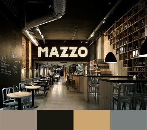 restaurant color design ideas home  decoration