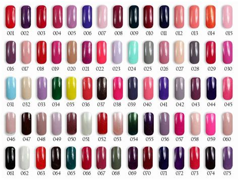 gel nails colors color 1000 color gel nail fascinating color gel