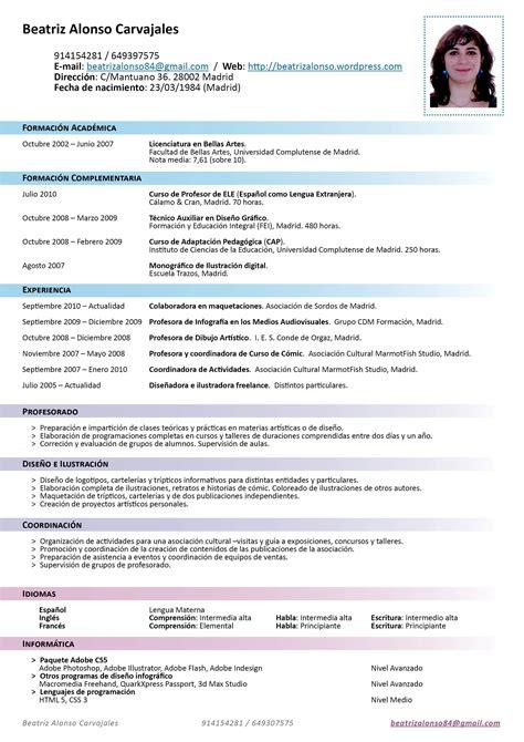 Modelo Curriculum Vitae Mexico Modelo De Curriculum Vitae Mexico Modelo De Curriculum Vitae