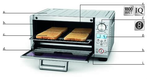 Breville Mini Toaster Oven Reviews Breville Bov800xl Toaster Oven Review