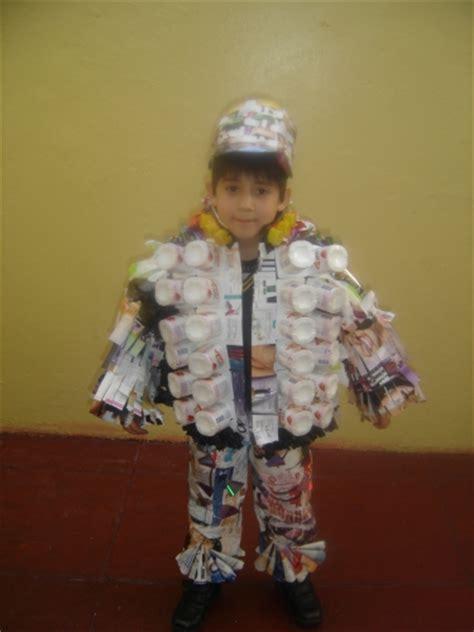fotos de disfraces de reciclaje para nios imagen disfraz de reciclaje grupos emagister com