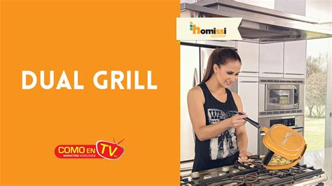 grille tv free dual grill