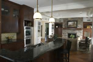 Design Of Kitchen Room American Kitchen And Living Room Design This For All