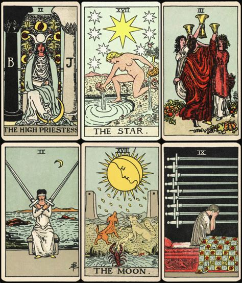 Best Tarot Deck by Colman Smith The Forgotten Artist Your