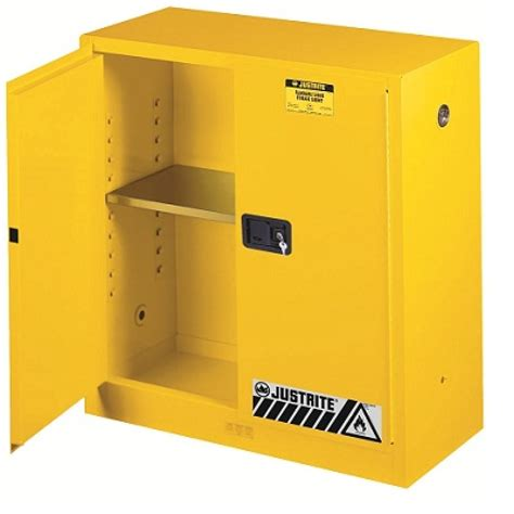justrite flammable storage cabinet justrite sure grip ex safety cabinet 30 gallon