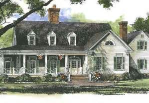 Southern Farmhouse by Lanier Farmhouse John Tee Architect Southern Living