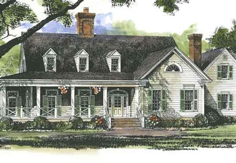 lanier farmhouse architect southern living