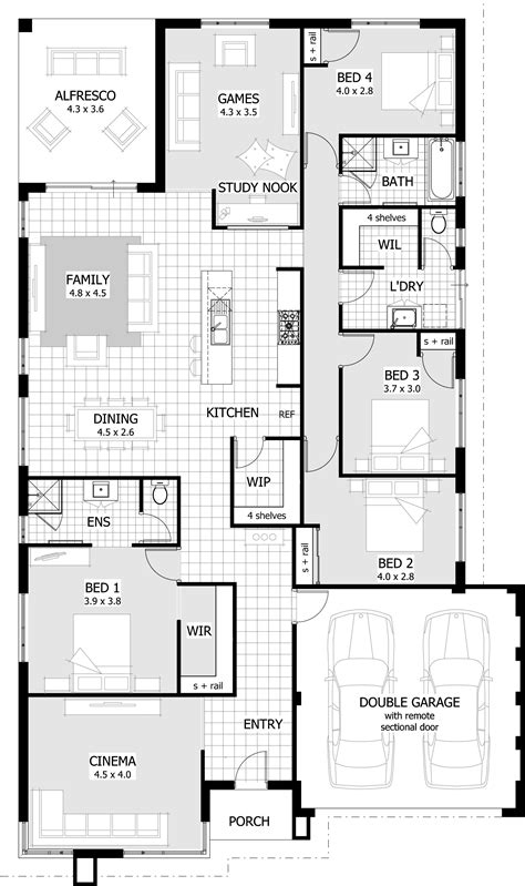 create house floor plans home builders perth new home designs celebration homes
