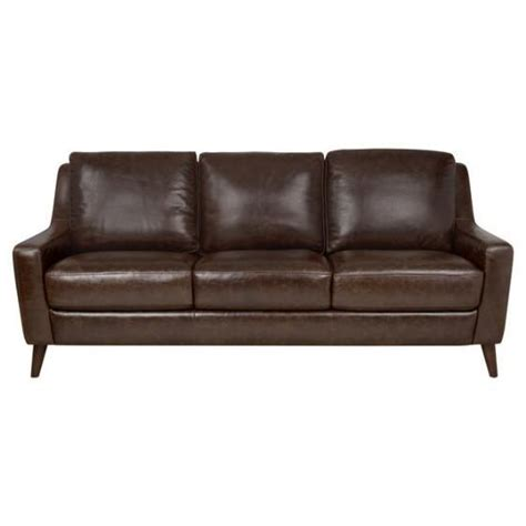 man cave sofa orson leather sofa vintage brown man cave pinterest