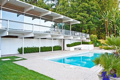 Modern Homes Interior the staller house by richard neutra 56 homedsgn