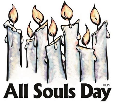 all free clipart all souls day candles clipart image