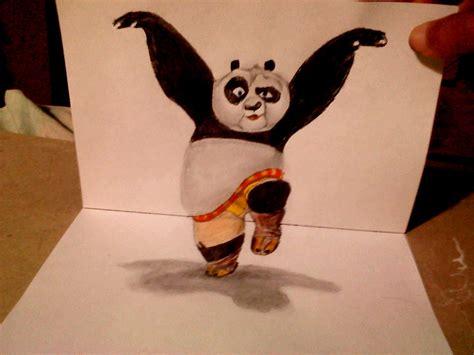 Imagenes De Kung Fu Panda En 3d | como dibujar a po kung fu panda 3d dibujemos tv youtube
