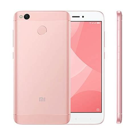 Promo Xiaomi Redmi Note 4x Snapdragon 625 Pink Grey Dan Gold xiaomi redmi 4x 3gb 32gb smartphone pink