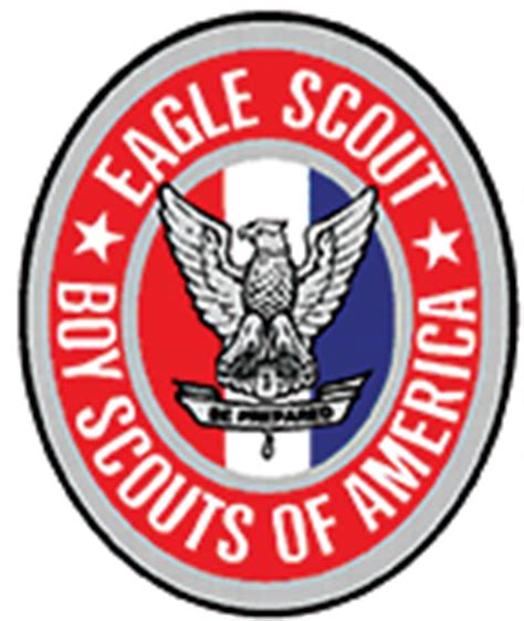 eagle scout insignia scouting out tomorrow s leaders mt lebanon magazine