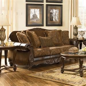 antique living rooms fresco durablend antique living room set