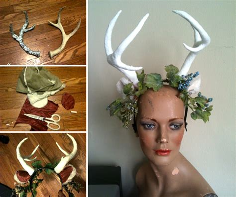 How To Make Deer Antlers Out Of Paper - coma weekly freecycle digest coma news