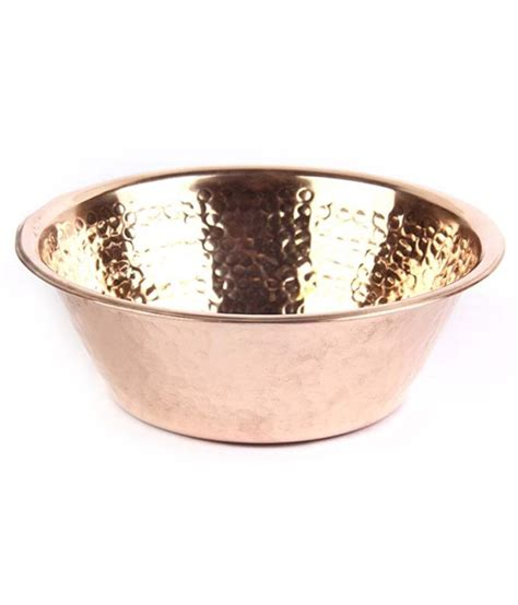 kalpaveda copper bowl buy online at best price in india
