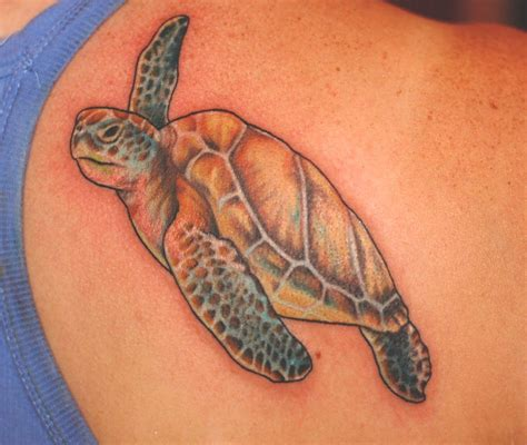 sea turtles tattoos sea turtle tattoos designs ideas and meaning tattoos