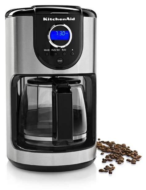 KitchenAid KCM111OB 12 Cup Coffee Maker
