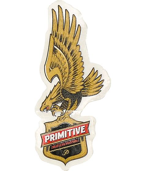 Primitive Stickers