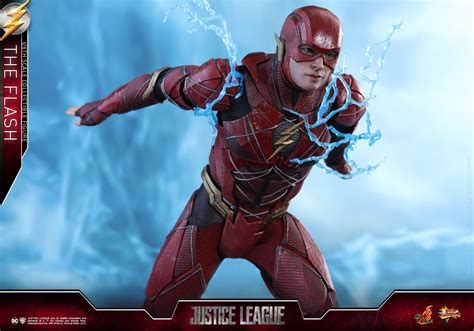 flash for justice league the flash 1 6 scale figure by toys