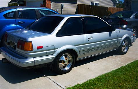 1985 Toyota Corolla 1985 Toyota Corolla Sport Gt S Classic Cars Today