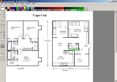 home design software windows xp ez architect 5 0 screenshots